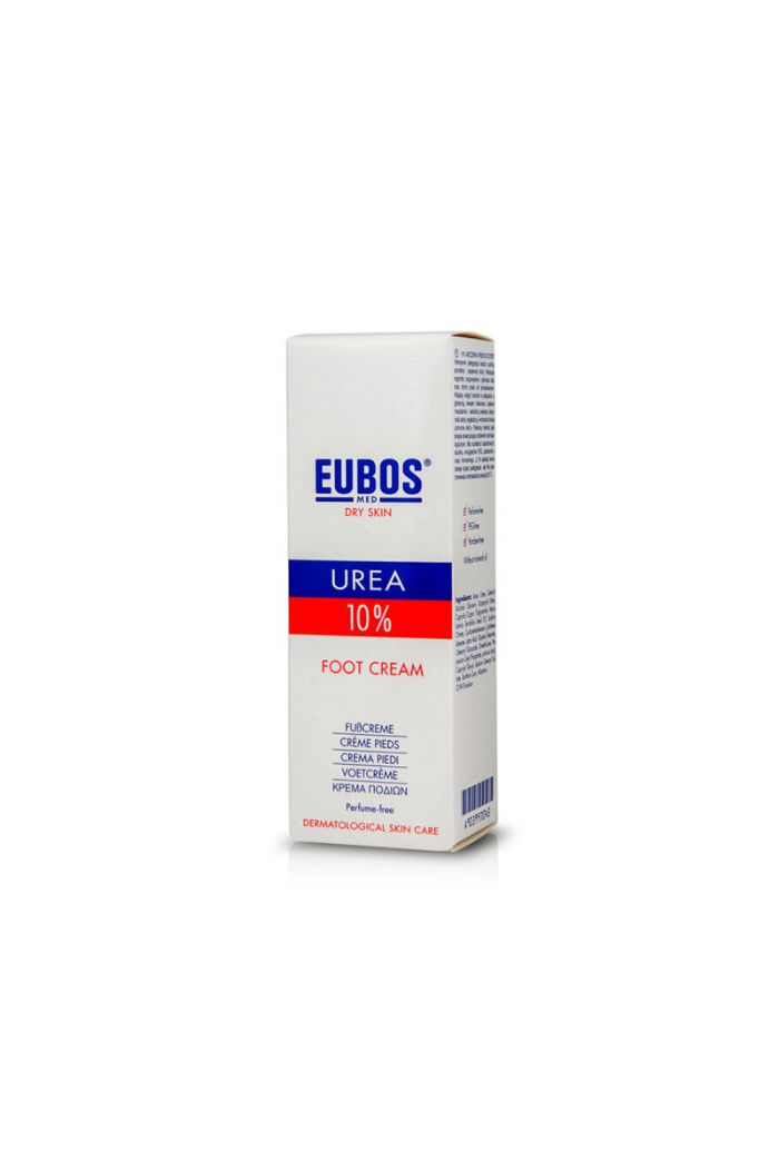 EUBOS Urea 10% Foot Cream Κρέμα Ποδιών, 100ml