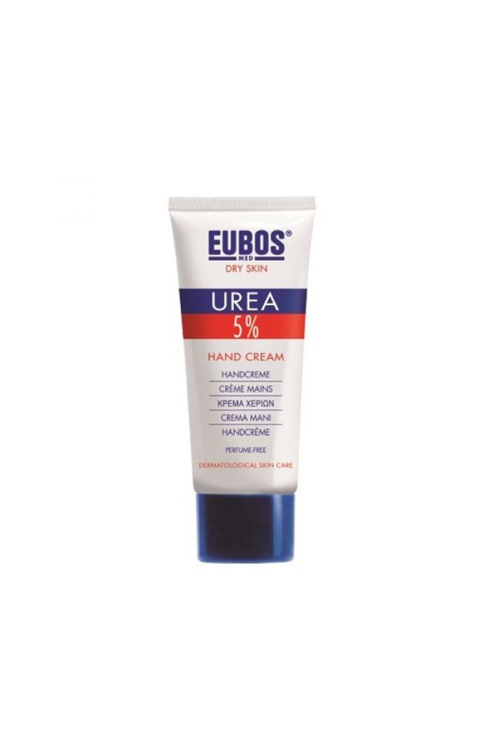 EUBOS Urea 5% Hand Cream, 75ml