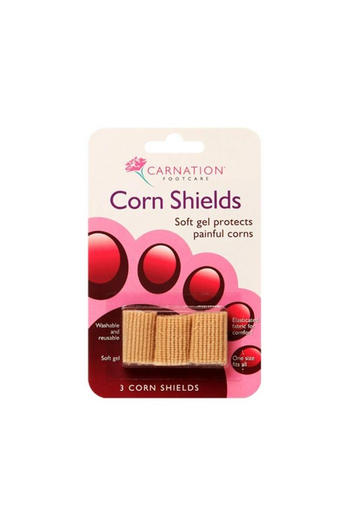 VICAN Carnation Corn Shields Προστασία Δακτύλων, 3τμχ