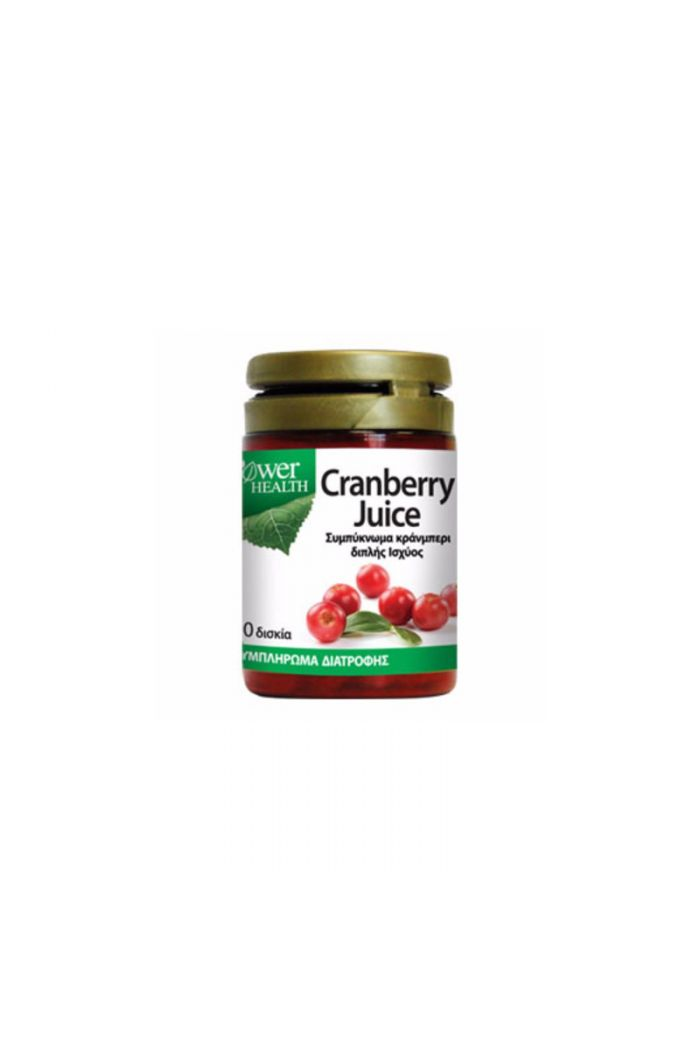 POWER HEALTH Cranberry Juice 4.500mg, 30 tabs