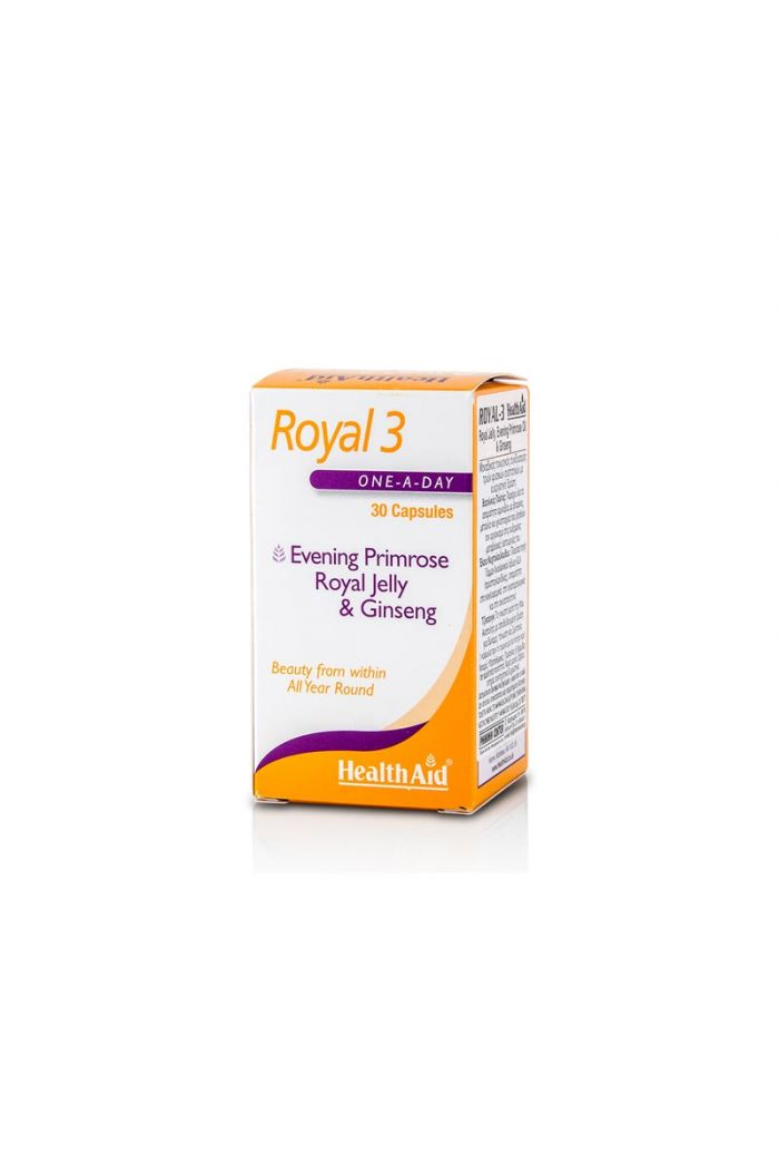 HEALTH AID Royal 3, 30caps