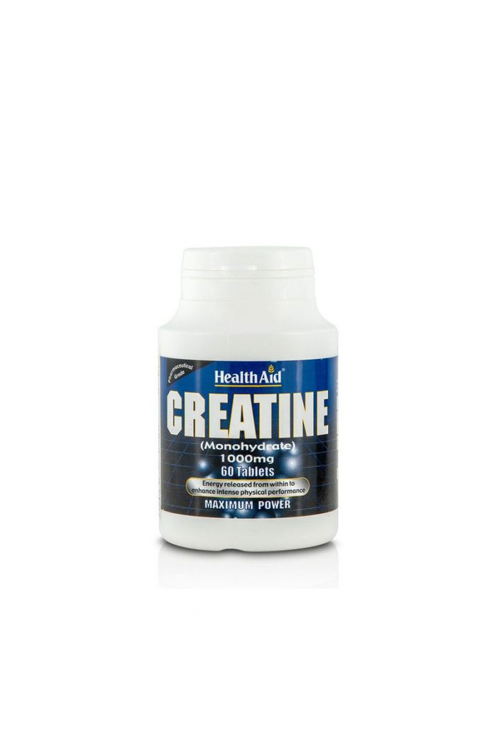 HEALTH AID Creatine 1000mg, 60tabs