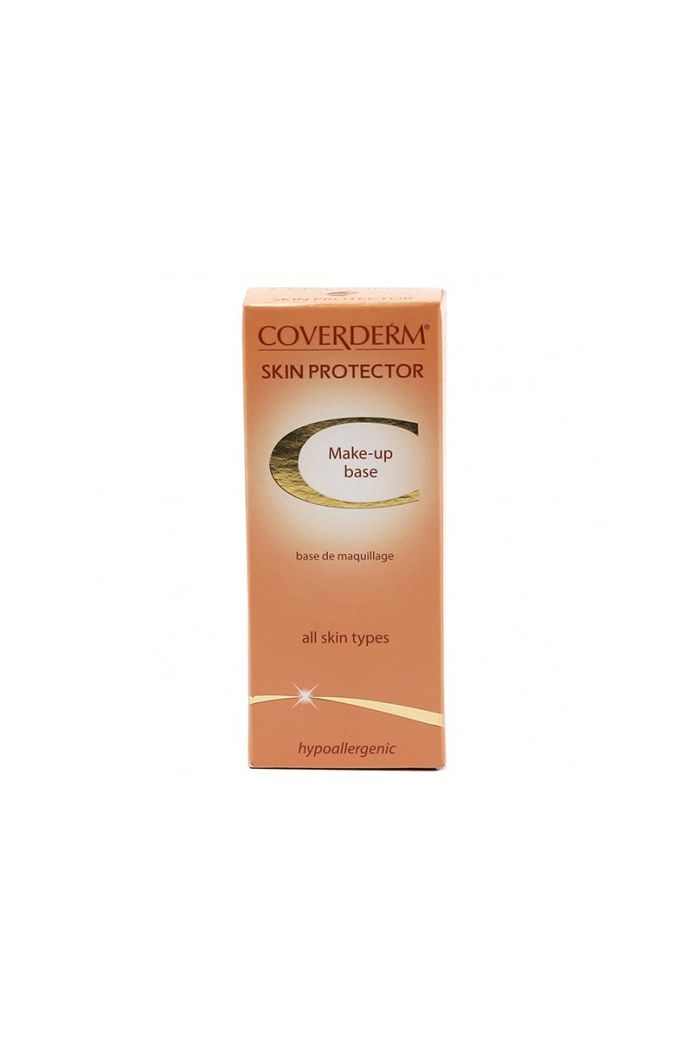 COVERDERM Camouflage Skin Protector Make-up Base Βάση Μακιγιάζ, 50ml