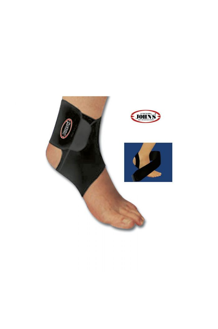 JOHN'S Ankle Bandage Wrap Around – Επιστραγαλίδα Αυτοκόλλητη, One Size