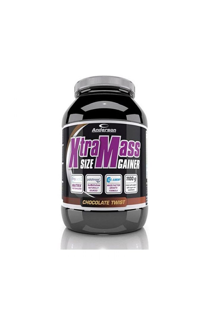 ANDERSON Xtra Mass Size Gainer 1100gr Σοκολάτα
