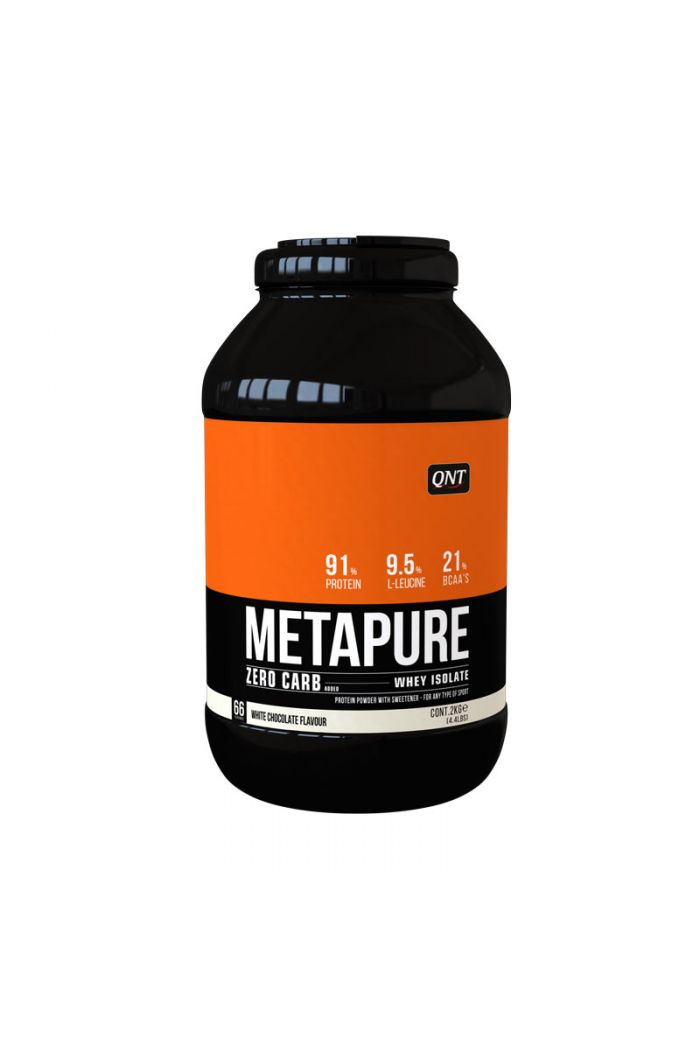 QNT Metapure Zero Carb White Chocolate, 2kg