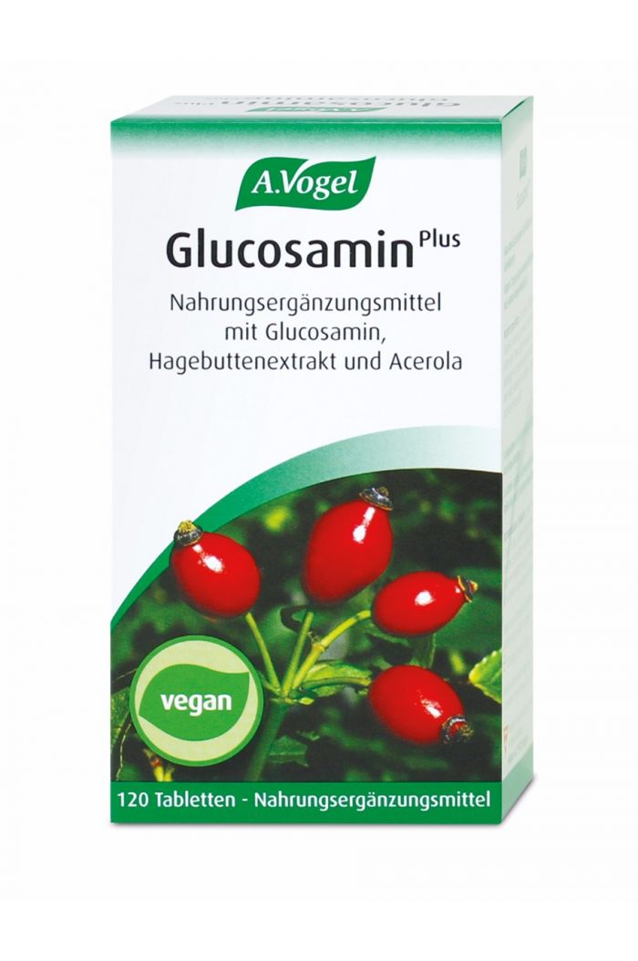 A. VOGEL Glucosamine Plus 60 caps