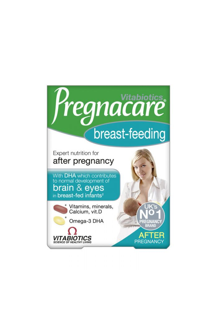 VITABIOTICS Pregnacare Breast Feeding, 56tabs/28caps